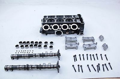 06-07 Yamaha R6 R6R Oem Cylinder Head Assembly Shims Buckets Valves Stem Cam
