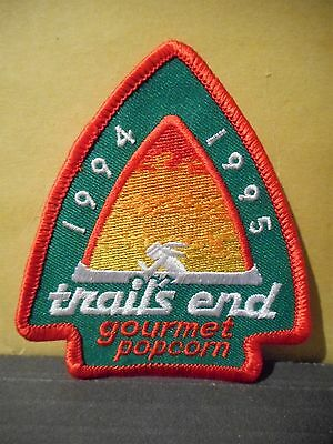 1994-1995 Boy Scouts of Canada Trails End Gourmet Popcorn Patch
