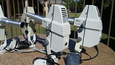 Reichert 12084 Longlife Halogen Project O Chart Mount Optometry Ophthalmic POC