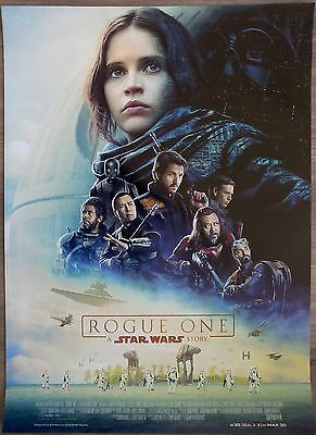 STAR WARS ROGUE ONE Affiche Cinéma ROULEE / Rolled Movie Poster 53x40