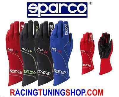 Guanti Kart Sparco Adulto E Bimbo Blizzard Karting Race Gloves Adult And Childre