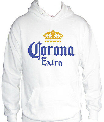 Fm10 Hooded Sweatshirt Man Crown Extra Beer Blonde Mexico Mythical