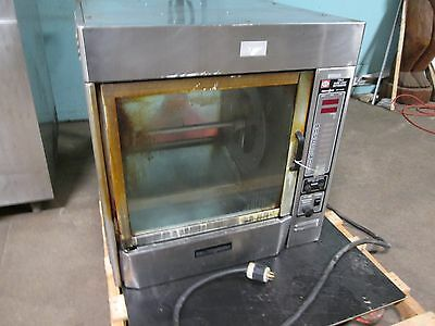 """""""HENNY PENNY-TR-6"""" HD COMMERCIAL ELECTRIC ROTISSERIE OVEN w/THERMA VEC SYSTEM"""