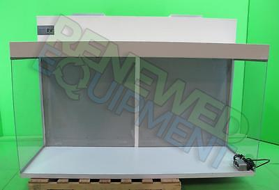 Envirco Laminar Flow Workstation Hood without Filter 76.5'' x 38.5'' x 55'' #3