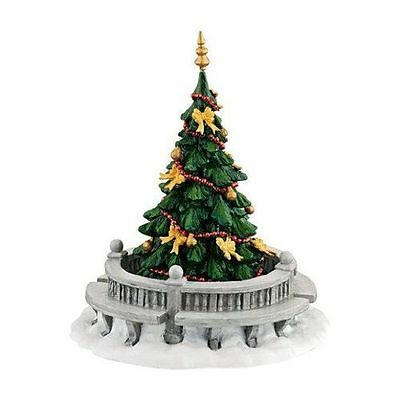 New Dept56 New England Town Tree