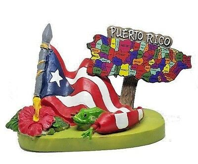Puerto Rico Home & Office Decorative CALENDAR Souvenirs Rican #1 vejigante