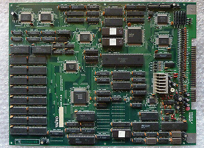 Cameltry / Camel Try Taito Working Arcade Original Pcb Board Jamma
