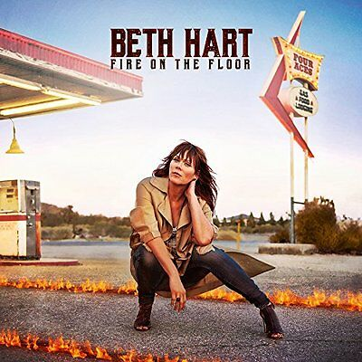 Beth Hart Cd - Fire On The Floor (2017) - New Unopened - Provogue
