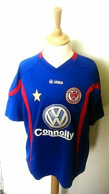 Sligo Rovers (Ireland) Official Jako Football Shirt (Youths 10-11Years)