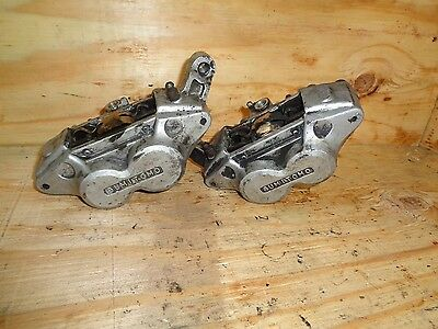 89 - 99 Yamaha FZR600 Front Brake Calipers Left Right PARTS ONLY