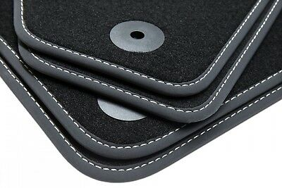 exclusive floor mats for Audi A3 8P/8PA 2003-2012 Black