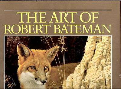 THE ART OF ROBERT BATEMAN  w/dj   Ex++  1981 FIRST EDITION    SIGNED BY BATEMAN