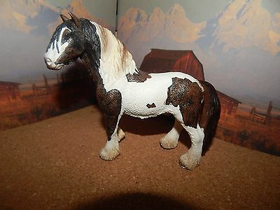 2007 Retired Schleich Tinker Stallion#13279 Excellent Condition