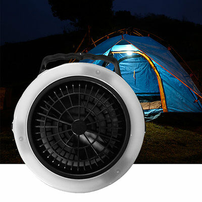 Multifunctional Casual Outdoor Camping Hiking Light Lantern LED Tent Light Fan O