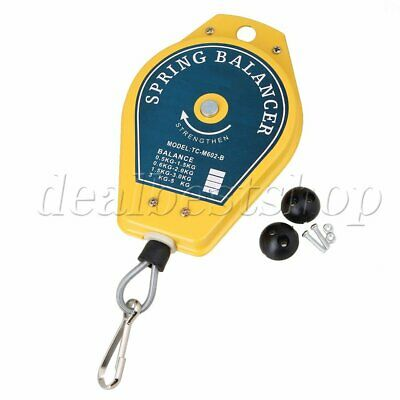 Spring Balancer Tool Holder Hanging Retractable 3-5kg Wall Pulley