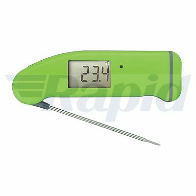 ETI 234-437 Superfast Thermapen 4 Probe Thermometer Green