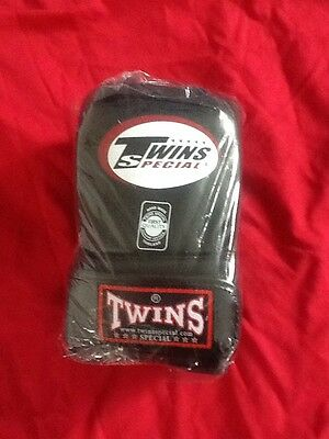 Twins Special Bag Gloves, Extra Large, Black.