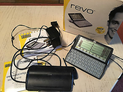 Psion Revo 8mb incl dock station and power adaptor