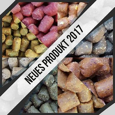 -- Deep Water Baits Boilie Pellets -- Active Feed Line -- Neues Produkt 2017 --