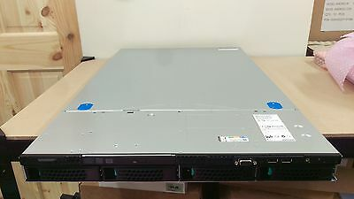 Intel 1U Rack Server 2x Xeon E5-2670 2.6Ghz 8 Core (16 Cores) 128GB DDR3 RAM