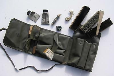 Genuine Swiss Army Boot & Shoe Cleaning & Repair Kit Type 1