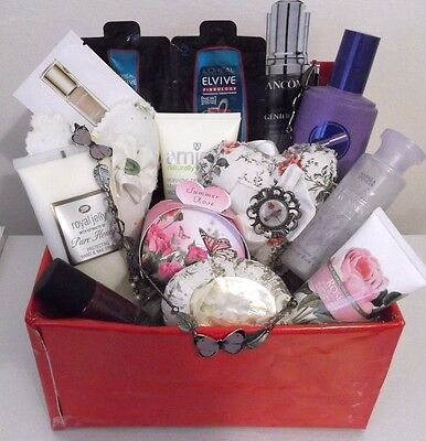 Ladies Valentines Pamper Hamper Gift Set Girlfriend Wife Fiancee  ❤