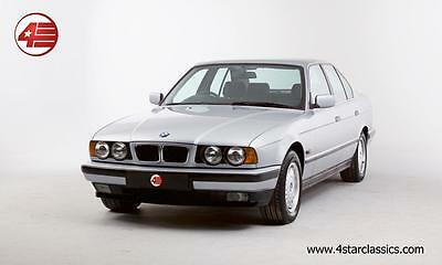 FOR SALE: BMW E34 525i Automatic M50 1995 /// 46k miles
