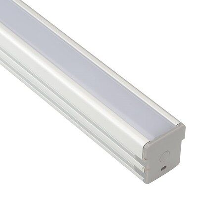 LED Supplies 1m Aluminium Extrusion for LED Strips Heavy Duty Walk-Over Style