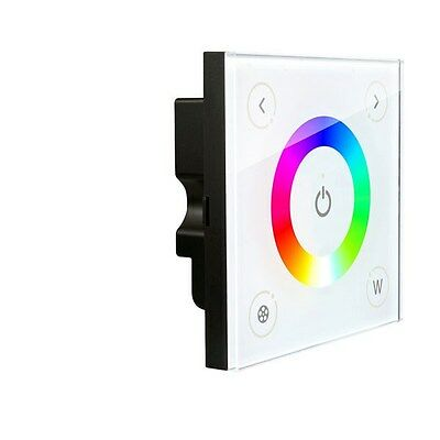 LED Supplies TOUCH-4 LED Strip Wall Controller Single Zone RGBW