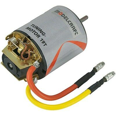 Modelcraft 531014 Tuning Electric Motor 22787RPM 19 Turns