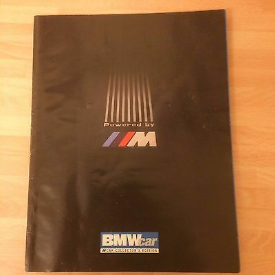 Powered by ///M. BMW CAR Collector's Edition - Rare