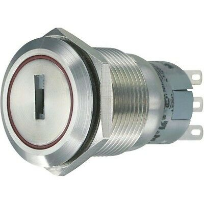 White Label SH1294 Key Switch, 90° Switching Angle