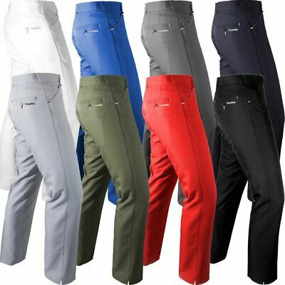 Clearance!! Stromberg Sintra Golf Trousers Performance Slim Fit Mens Golf Pants