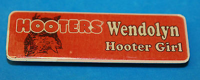 Hooters Wendolyn Hooter Girl Name Magnet
