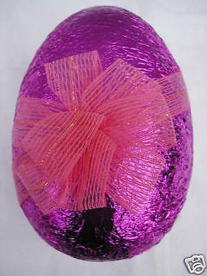 DDR Osterei Ostern Candycontainer Candy Container 15 cm