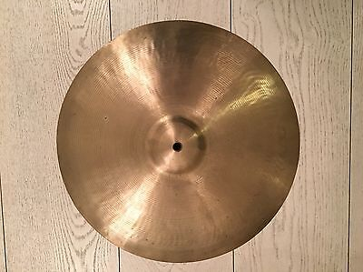 """16"""" Unbranded Lightweight Crash Cymbal For Drum Kit. Ideal For Practice."""