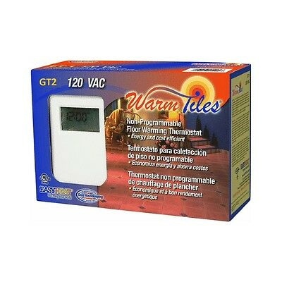 Easy Heat GT1 120V Nonprogrammable Thermostat