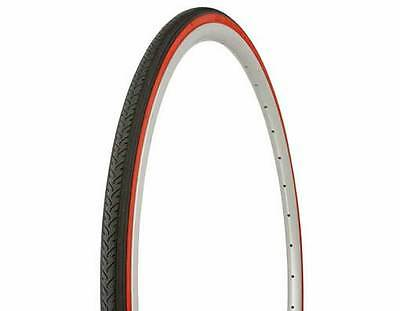 Red DURO Fixie Pops Folding Bead Tire 700x24 Red Dragg/'n