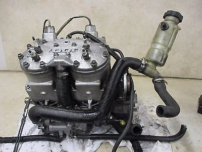 07 Arctic Cat M1000 M F 1000 Engine Motor Cases Crank Shaft Cylinder Head *7898
