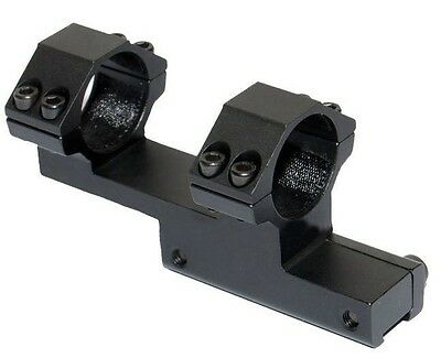 Medium Profile Extension 30mm Ring Mount For 11mm Dovetail Rail