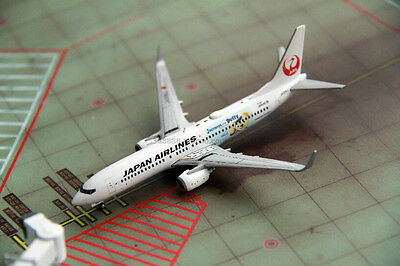 1/400 JC Wings Japan Airlines JAL B737-800 JA318J Journeys with Duffy