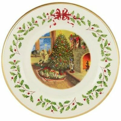 New 2015 Holiday Collectors Plate 25Th Ed
