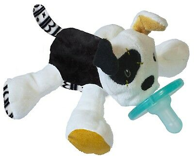 Mary Meyer WubbaNub Infant Newborn Baby Soothie Pacifier ~Tic Tac Toby