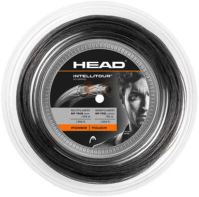 Head Intelli Tour - schwarz - 200 Meter Rolle