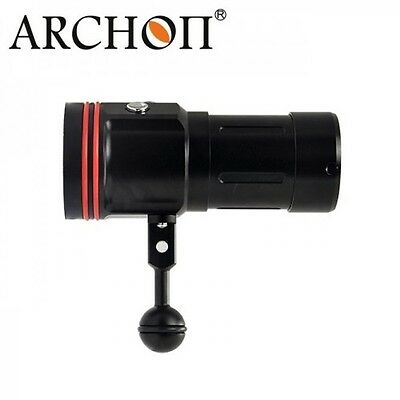 Archon Diving Video Light D36V 5200 Lumens Scuba Diving Torch Light 100meters