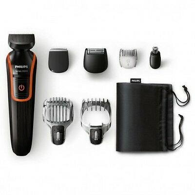 Philips Multigroom Recortador de barba y pelo 7 en 1