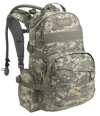 US Army CamelBak Linchpin 3 Liter AT Digital ACU UCP Hydration Rucksack pack