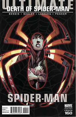 Ultimate Spider-Man 160 (2nd Printing)