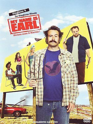 My name is Earl - La Serie Completa - Stagioni 1-4 (16 DVD)