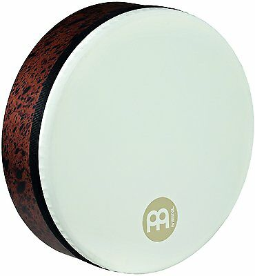 Meinl Percussion 14-Inch Deep Shell Mizhar with True Feel Synthetic Head